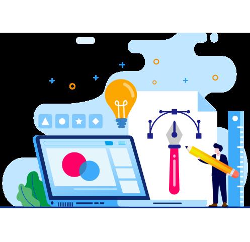 UI UX designing services